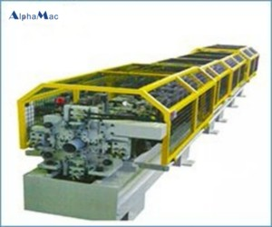 Sink forming machine